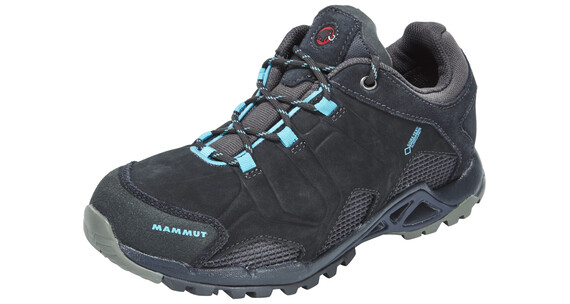 Mammut Comfort Tour Low GTX Surround Shoes Women graphite-light pacific